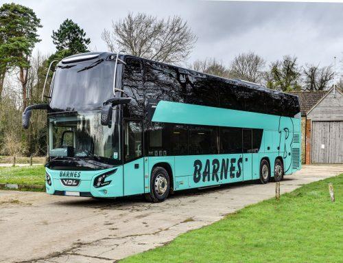 Barnes Coaches