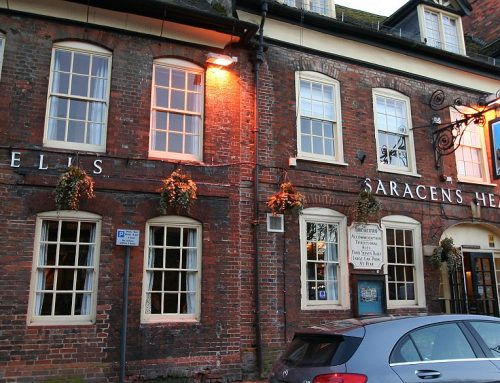 The Saracen's Head Hotel