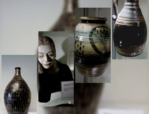 Ceramic Exhibition Featuring Katherine Pleydell-Bouverie, Peter and Christine Burgess