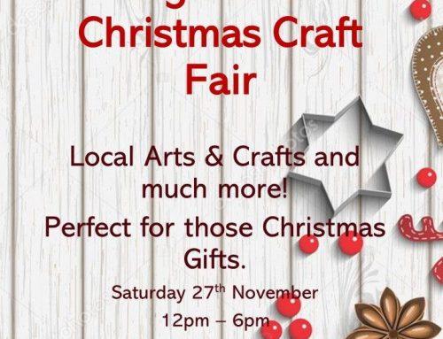 Highworth Christmas Craft Fair
